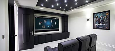 home theater spotlight